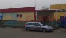 Торговый павильон комплектного заводского изготовления 10,0х12,0(м)