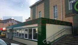 Строительство торгового павильона в г.Житковичи