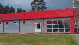 Магазин-кафе в г.Светлогорск